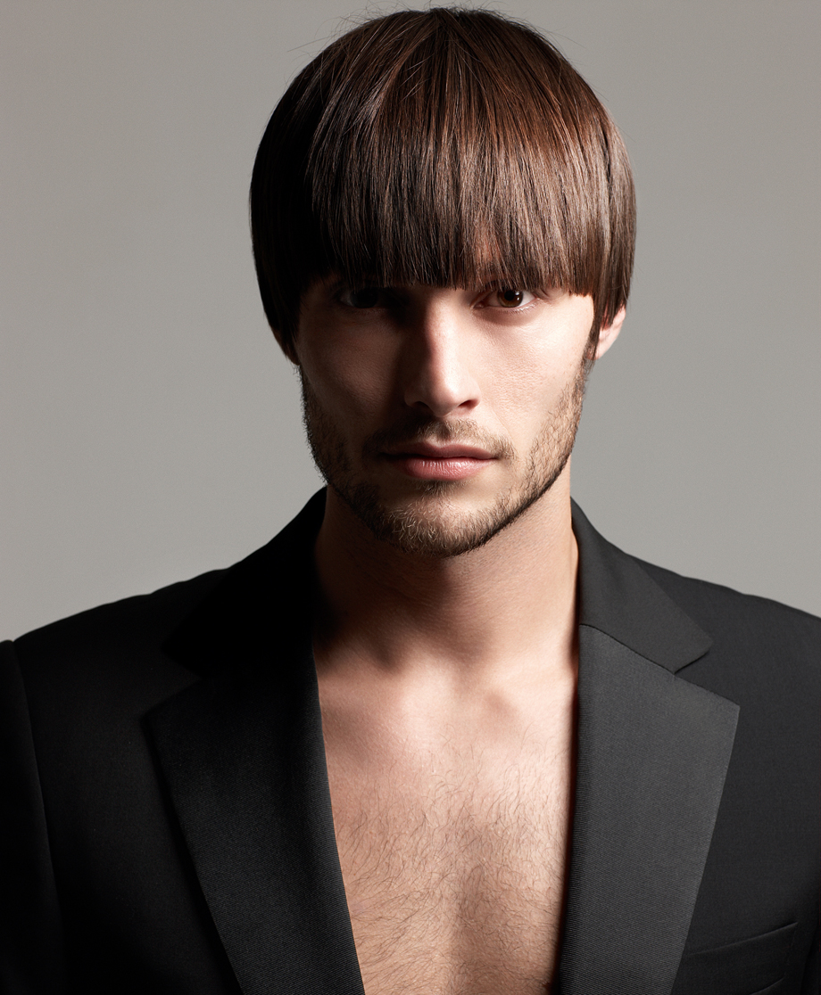 Coupe d'homme