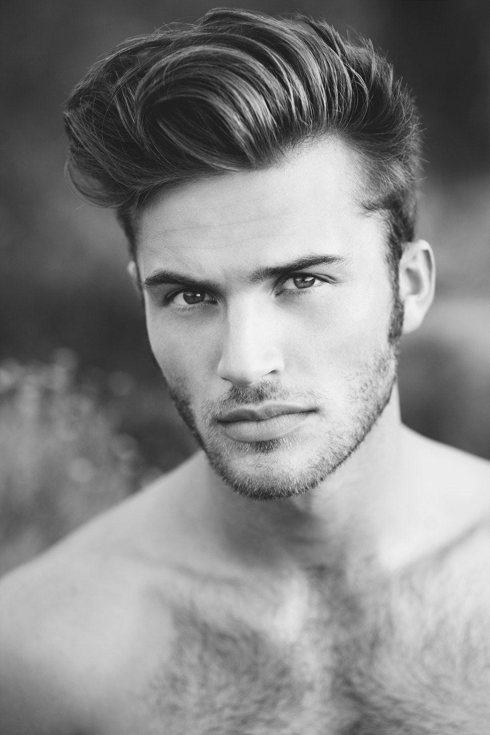 Mens haircut lengths