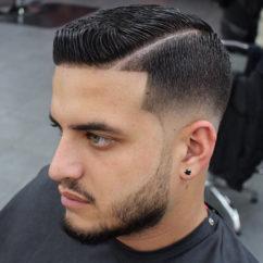итальянка стрижка фото мужская