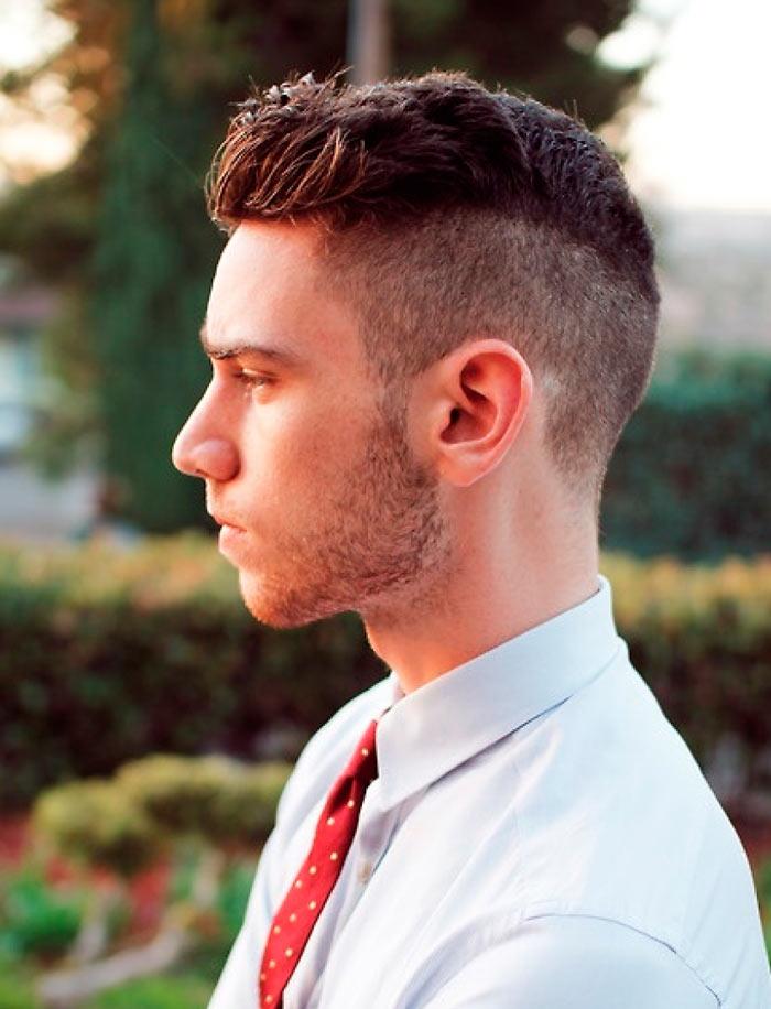 Стильные мужские стрижки: фото, новинки и тенденции года.