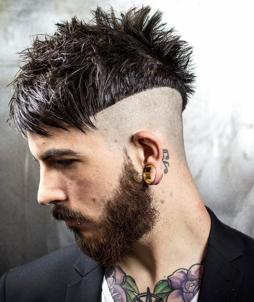 Прикольная борода