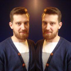 Стрижка с бородой