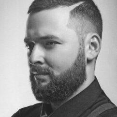 Прическа для бороды