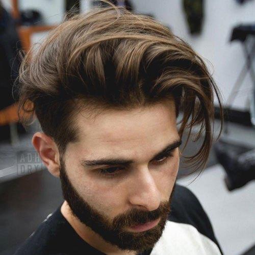 Борода и уса